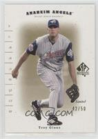 Troy Glaus #/50