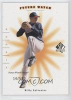 Future Watch - Billy Sylvester #/50