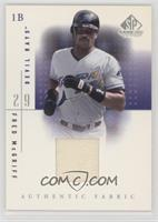 Fred McGriff [Noted]