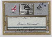 Earl Averill /189