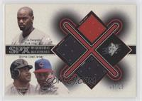 Carlos Delgado, Barry Bonds, Sammy Sosa /25