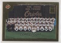 Baltimore Orioles Team #/2,001