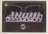 San Francisco Giants Team #/2,001