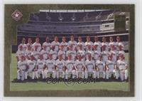 Texas Rangers Team #/2,001