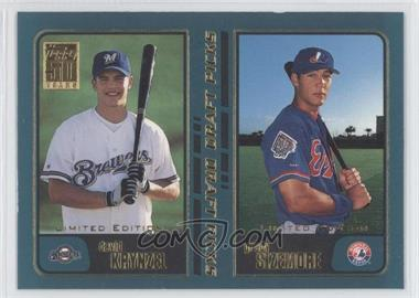 2001 Topps - [Base] - Limited Edition #750 - Dave Krynzel, Grady Sizemore