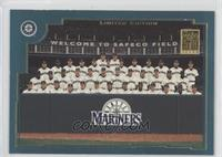Seattle Mariners Team