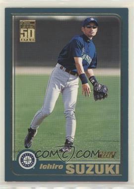 2001 Topps - [Base] #726 - Ichiro Suzuki