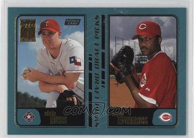 2001 Topps - [Base] #744 - Chris Russ, Bryan Edwards