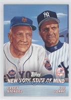 Casey Stengel, Joe Torre