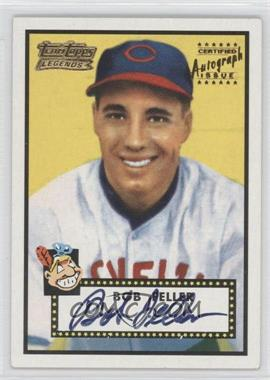 2001 Topps - Team Topps Legends Autographs #88 - Bob Feller