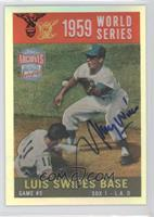 Maury Wills (Luis Aparicio Also featured)