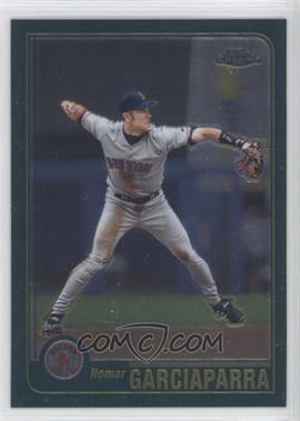 2001 Topps Chrome - [Base] #375 - Nomar Garciaparra