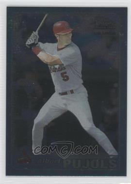 2001 Topps Chrome - [Base] #596 - Albert Pujols