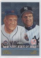 New York State of Mind (Joe Torre, Casey Stengel)