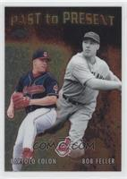 Bartolo Colon, Bob Feller