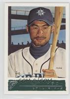 Ichiro Suzuki (Japanese)