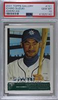 Ichiro Suzuki (English) [PSA10GEMMT]