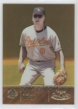2001 Topps Gold Label - [Base] - Class 2 Gold #17 - Cal Ripken Jr. /699