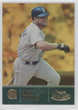 2001 Topps Gold Label - [Base] - Class 2 Gold #27 - Edgar Martinez /699