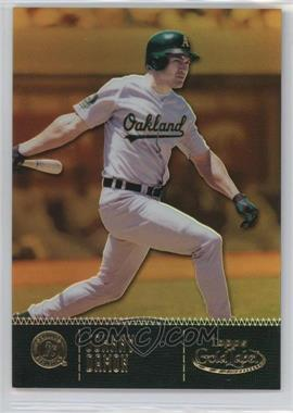 2001 Topps Gold Label - [Base] - Class 2 Gold #55 - Johnny Damon /699