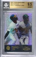 Terrence Long [BGS9.5GEMMINT] #/1