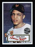 Willie Mays #/52