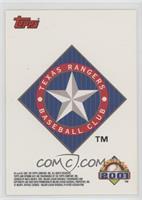 Texas Rangers Team