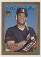 Reprint - Roberto Alomar [EX to NM] #/2,001