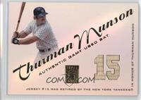 Thurman Munson (Number)