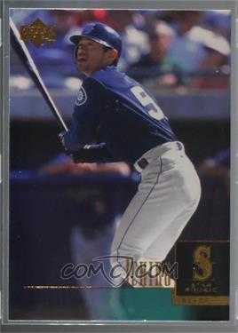 2001 Upper Deck - [Base] #271 - Ichiro Suzuki