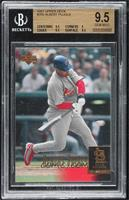 Albert Pujols [BGS 9.5 GEM MINT]