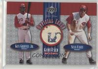 Sean Casey, Ken Griffey Jr.