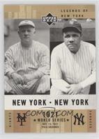 John McGraw, Babe Ruth