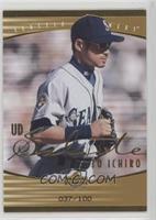 Ichiro Suzuki [Noted] #/100