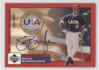 Sean Burroughs /500