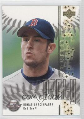 2001 Upper Deck Sweet Spot - Players Party #PP4 - Nomar Garciaparra