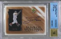 Jim Thome /70 [BGS Authentic]