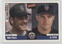 Mike Piazza, Al Leiter