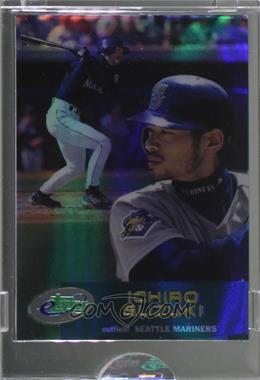 2001 Etopps Base 100 Ichiro Suzuki Uncirculated
