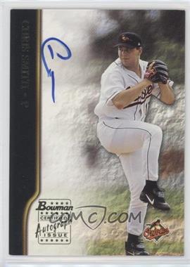 2002 Bowman - Autographs #BA-CS - Chris Smith
