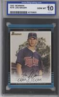 Joe Mauer [ENCASED]