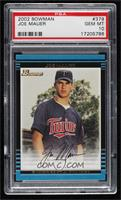 Joe Mauer [PSA 10 GEM MT]