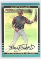 Henry Pichardo /500