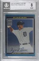 Ryan Raburn [BGS 8 NM‑MT]