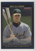 Nick Swisher Rookie Card Baseball Cards
