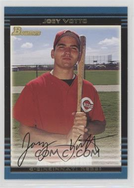 2002 Bowman Draft Picks & Prospects - [Base] #BDP44 - Joey Votto