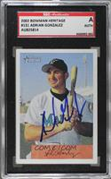 Adrian Gonzalez [SGC Authentic Authentic]