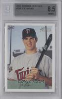 Joe Mauer [BGS 8.5 NM‑MT+]