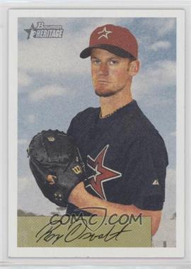 2002 Bowman Heritage - [Base] #72 - Roy Oswalt