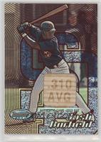 Bat - Josh Barfield #/200